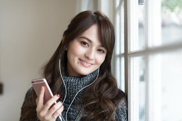 音楽を聴くとリズムが変わる