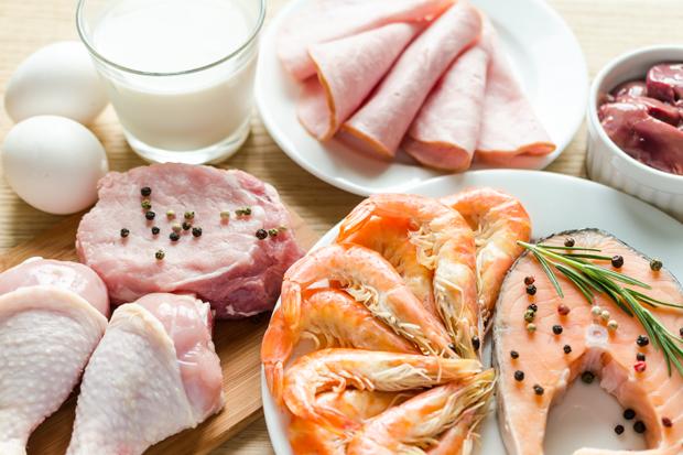 グリシンを多く含む食べ物