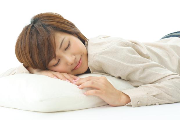 安眠できる理想の姿勢