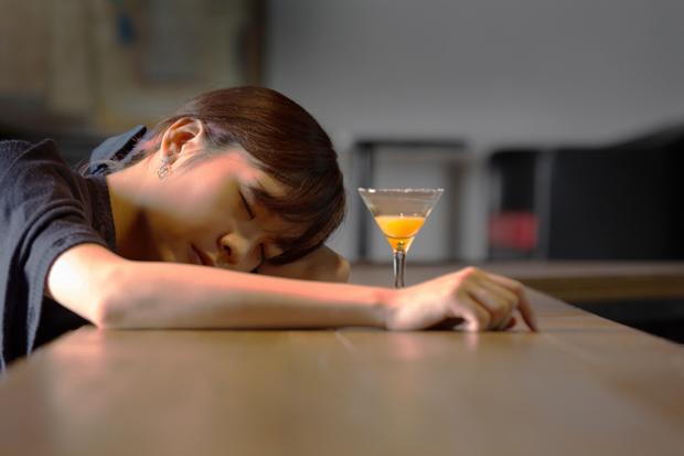 カフェインやアルコールの摂取制限