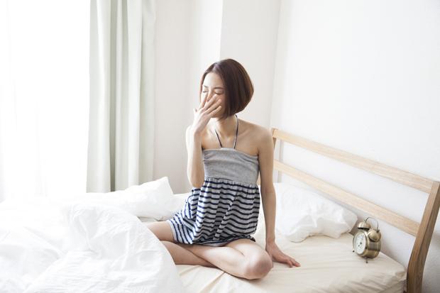 腰痛緩和のために身体をリラックスさせる