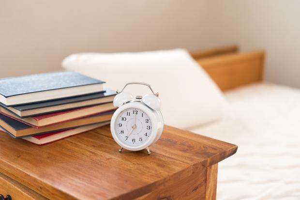 寝る前の環境づくりも大切