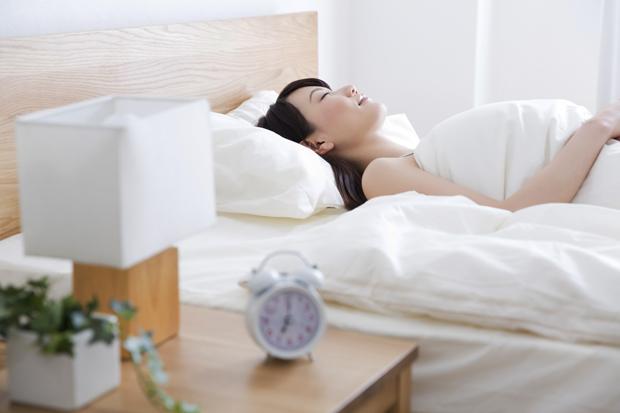GABA摂取後に得られる睡眠効果