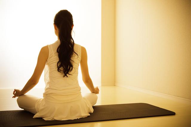瞑想の方法(3)丹田(たんでん)呼吸