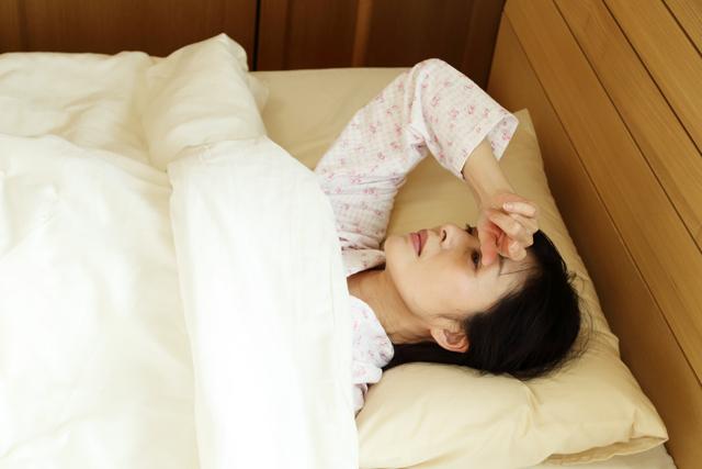 高齢者の不眠症には「早朝覚醒」が多い