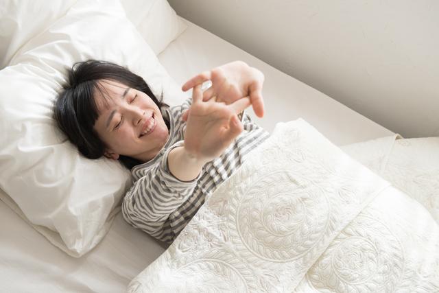 睡眠不足を改善する5つの対策