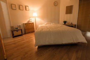 意外に電磁波の影響が大きい寝室