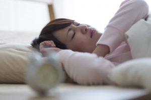 睡眠時無呼吸症候群の症状とは?