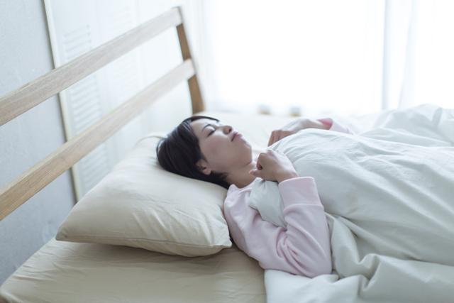 睡眠時無呼吸症候群になる原因とは?