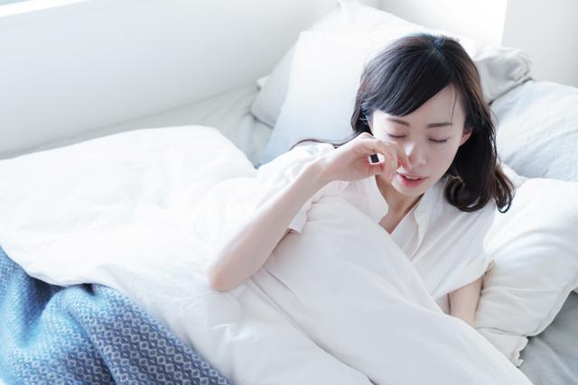 「睡眠不足症候群(睡眠負債)」が原因となっているケース