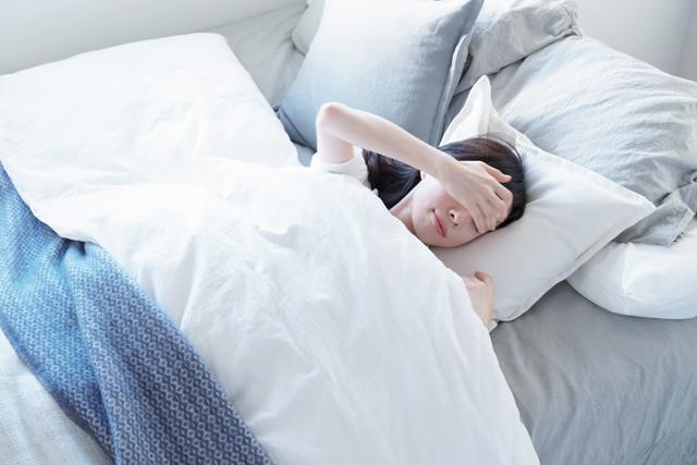 「睡眠過多」が原因となっているケース