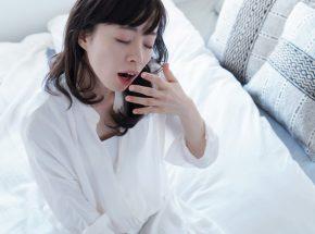 寝ても寝ても眠いのは睡眠障害が原因かも!?