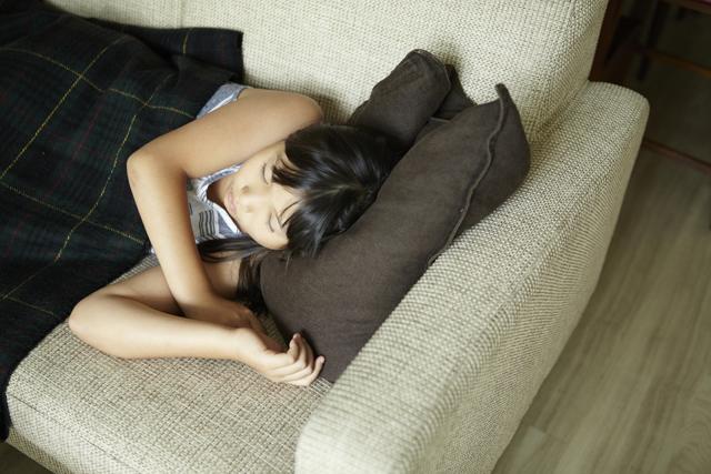 年齢によって睡眠時間が変化する