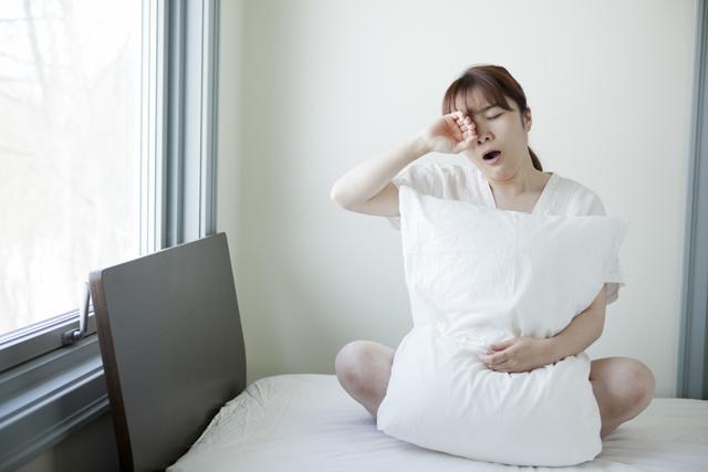 横向き寝で肩が痛くなる原因