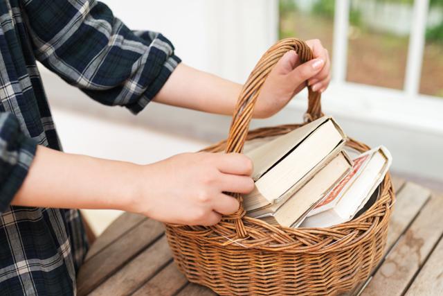 眠れない時に本を読む