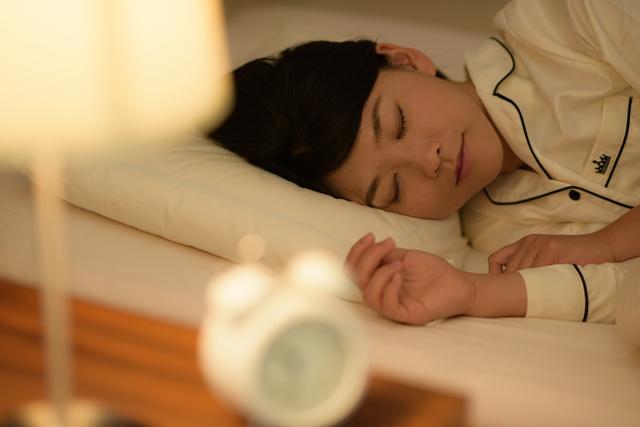 横向きで眠るときのデメリット