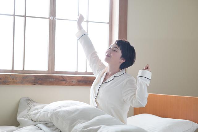 シルクパジャマの安眠、美容効果と洗濯方法まとめ