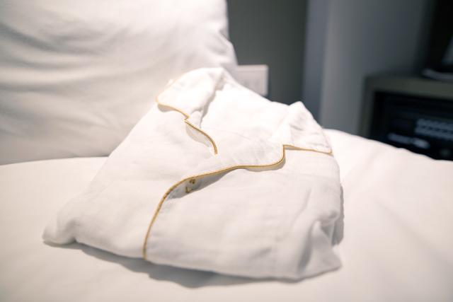 睡眠に適したパジャマの選び方
