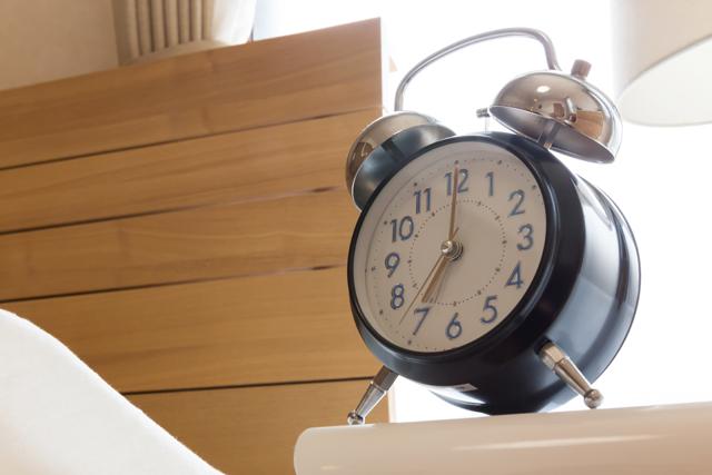 睡眠時間の平均ってどのくらい?