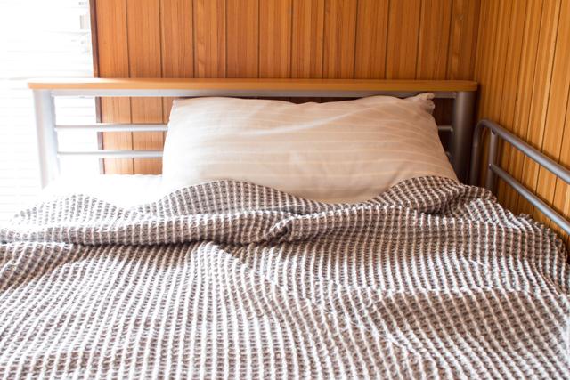 枕や寝具を変える