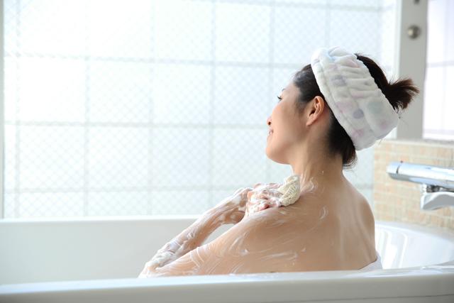 入浴で入眠がスムーズに
