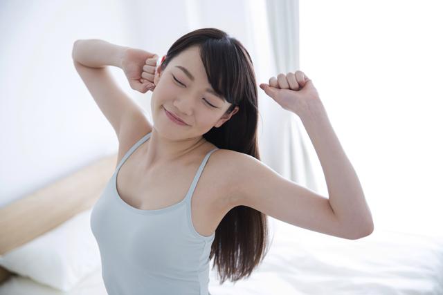眠りにもかゆみにも深いかかわりのある自律神経のバランスを整え、毎日の快眠につなげていきましょう