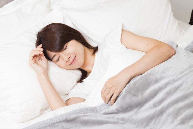 息苦しくて眠れない時の対処法