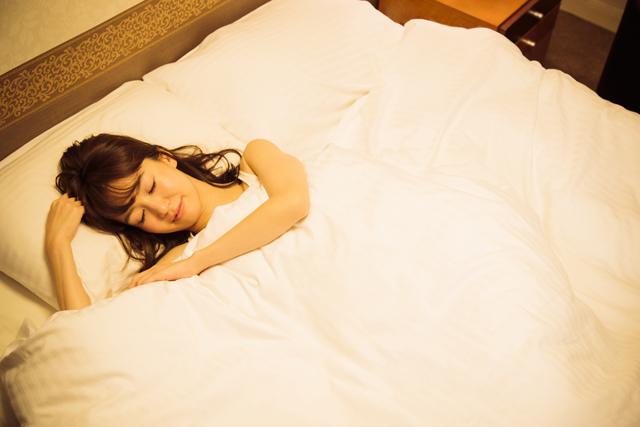 ヨガと睡眠の関係について