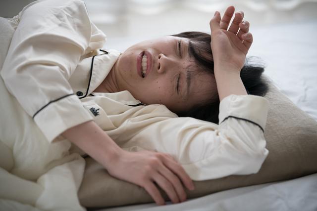 寝不足から起こる負のスパイラル