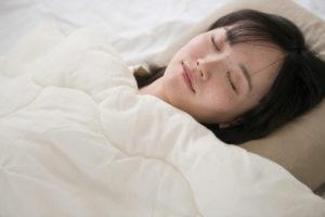 自分の適切な睡眠時間を知る