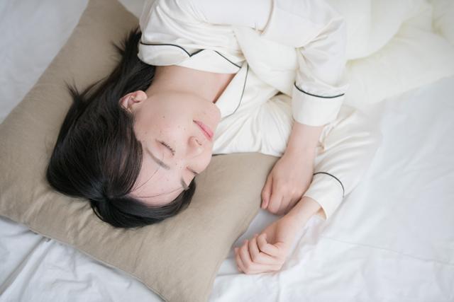 成長ホルモンを分泌させるための有効な睡眠