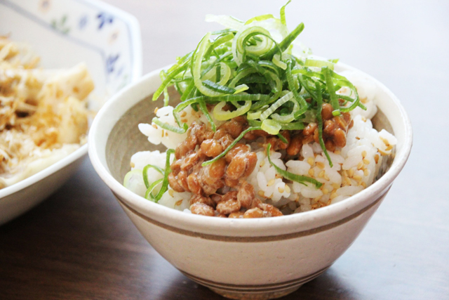 納豆を夜食べることで上がる効果とは?